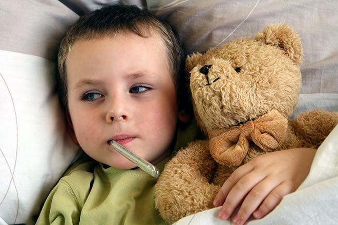 Почему ребёнок болеет в детском саду?
