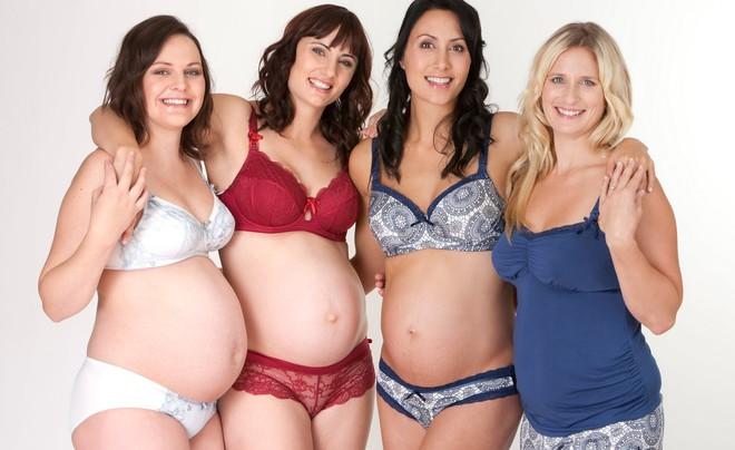 Выбор белья для беременных