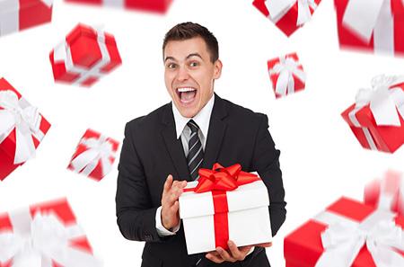 Что выбрать в подарок на 23 февраля