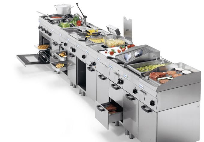 Оборудование для кухни ресторана – увеличиваем практичность