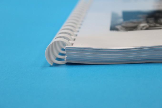 Как сброшюровать документы?