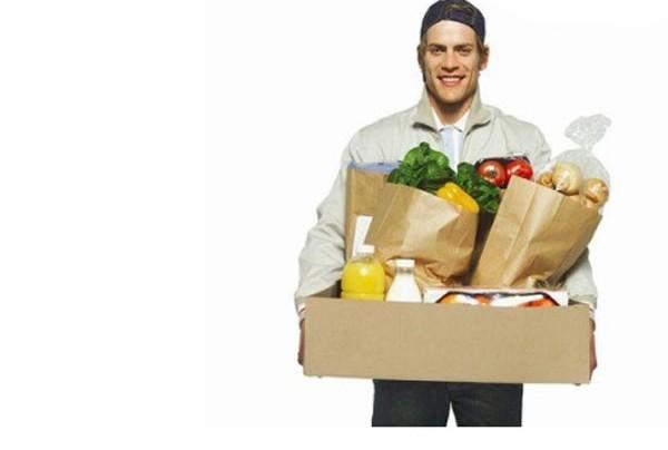 Доставка еды на дом