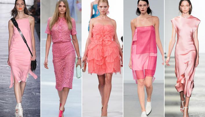 Показ мод сезона весна-лето 2014