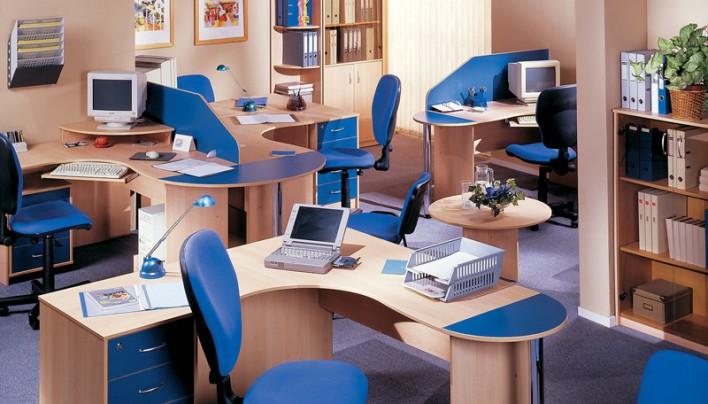 Качественная мебель для офисов на cmebel.ru