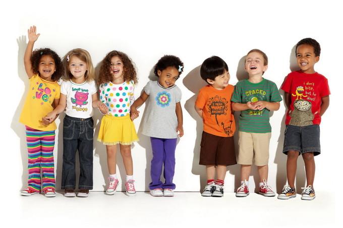 Детская одежда от tolshop.ru