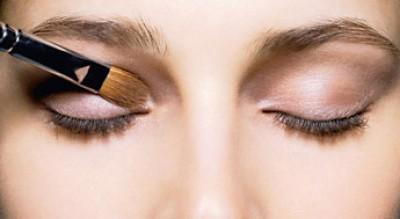 Правила для макияжа глаз