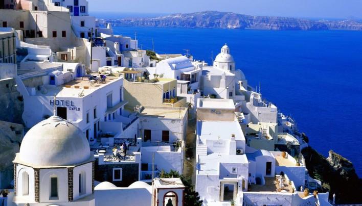 Греция. Обзор страны, деревень и достопримечательностей