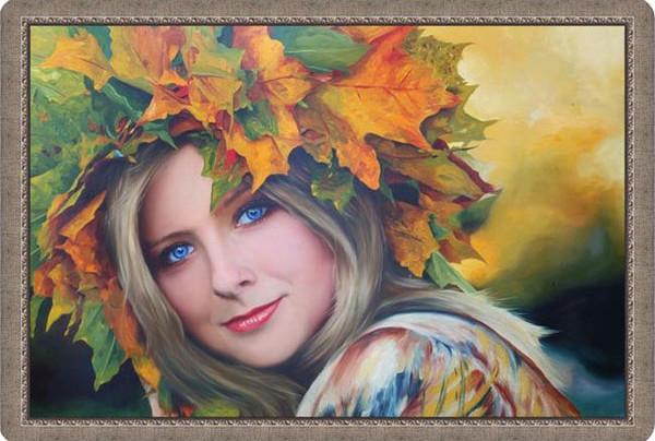 Фото на холсте. Искусство в современной обработке от focussmile.ru