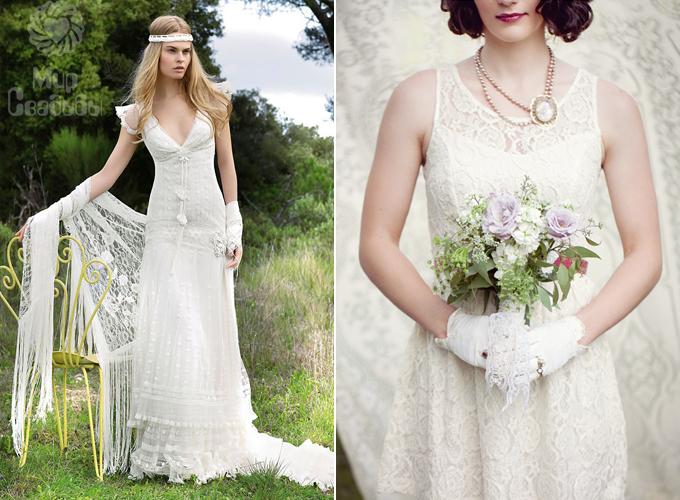 Суеверия и традиции свадебных платьев