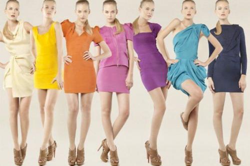 Цвет одежды. Выбираем по знаку зодиака
