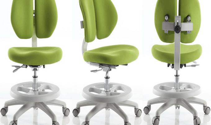 Использование ортопедического кресла