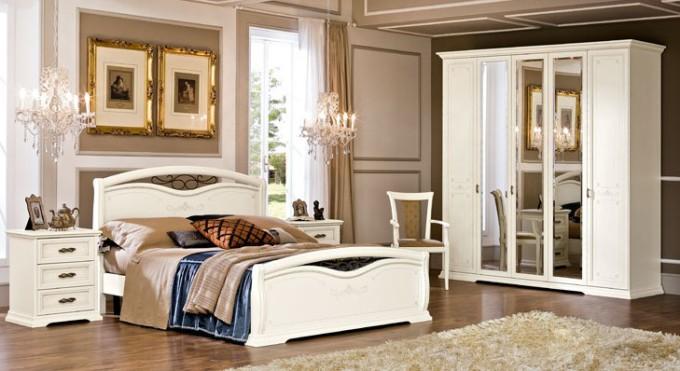 Как выбрать классическую итальянскую спальню?