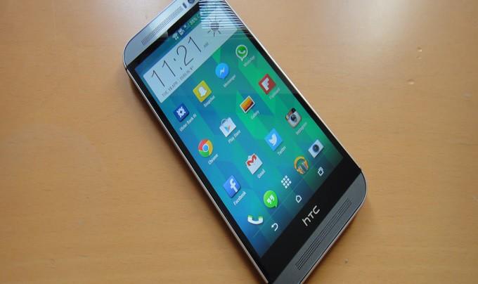 HTC One M8 лучший смартфон современности