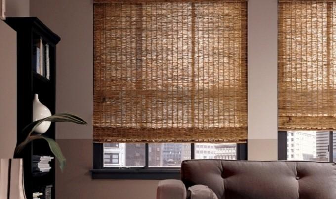 Об использовании бамбуковых штор