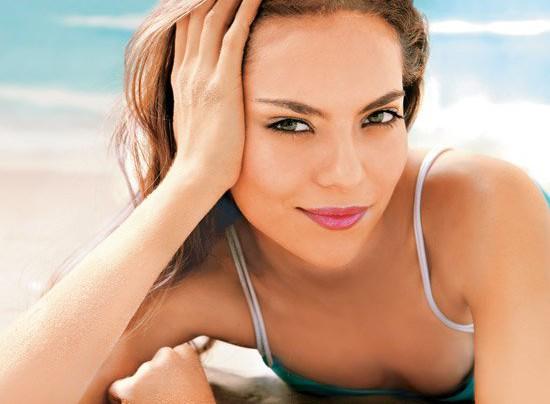 Здоровый цвет лица у женщин