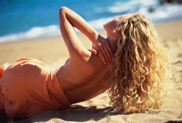 Красота женщины в красоте волос