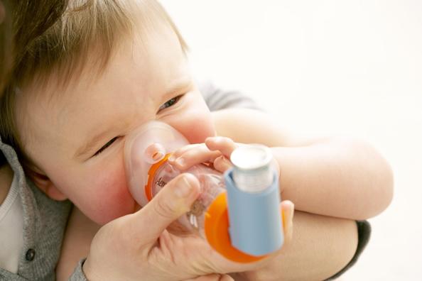 Бронхиальная астма у малышей