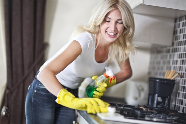 Несколько полезных советов по уборке дома