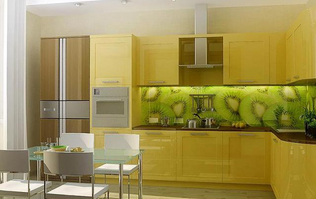 Подходы к оформлению кухни