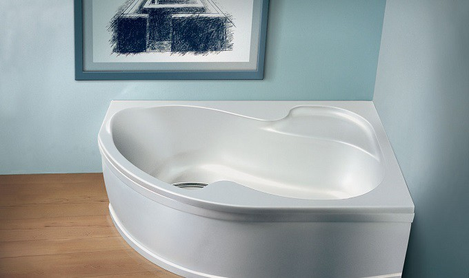 Особенности акриловой ванны