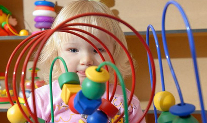 Возраст ребёнка и развивающая игрушка
