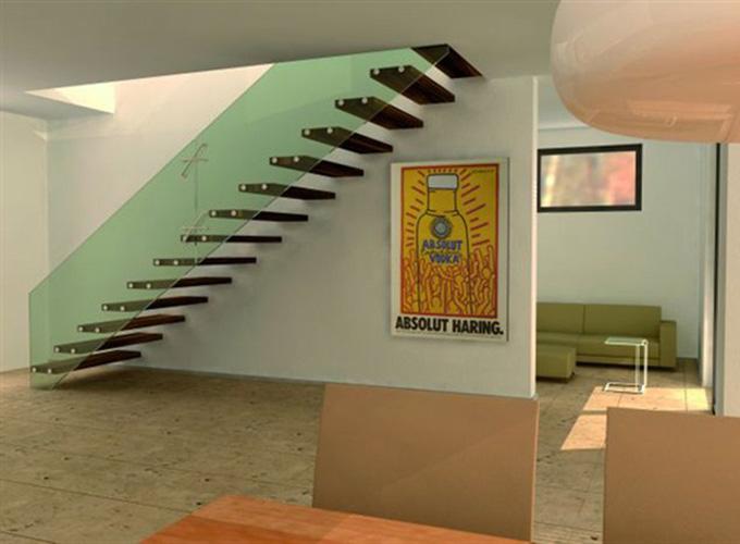 Какие бывают виды деревянных лестниц