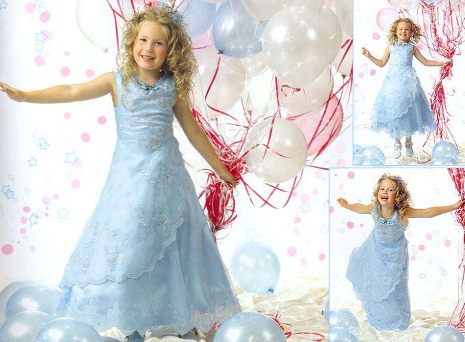Какие выбрать нарядные платья для девочек?