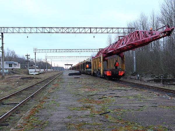 Ремонт и обслуживание железных дорог remdorservis.com