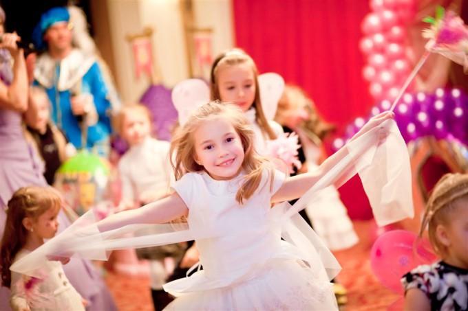 Организация детских праздников от glashamoscow.ru