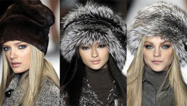 Где купить меховую шапку?