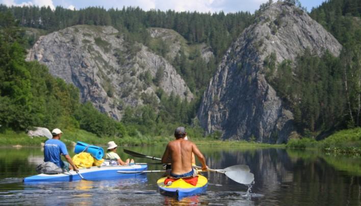 Отдых на Урале