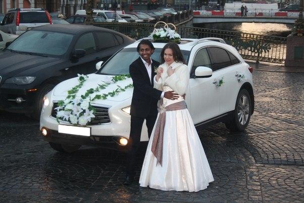 Автомобиль на свадьбу от drive-agency.ru