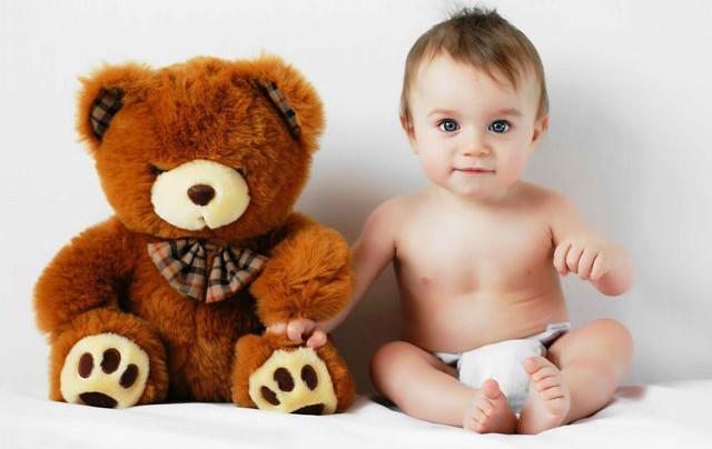 Лучший подарок ребенку — это игрушка