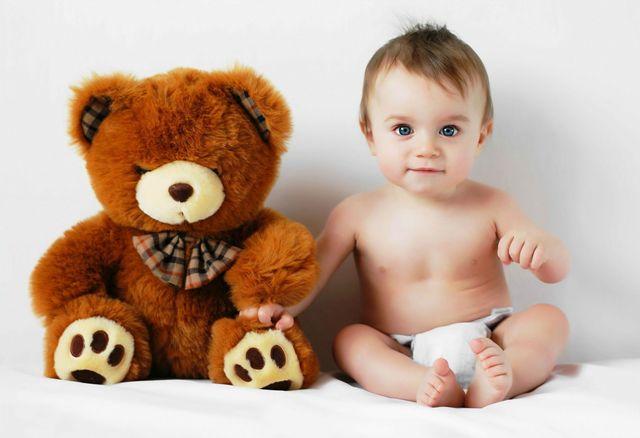 Лучший подарок ребенку - это игрушка