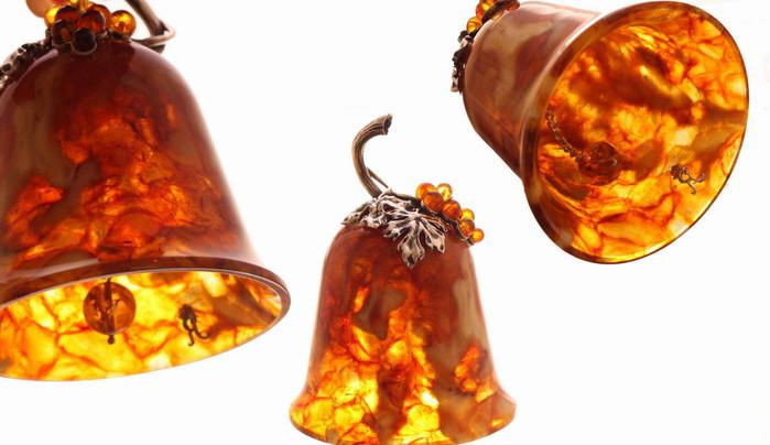 Ювелирная продукция и изделия из янтаря