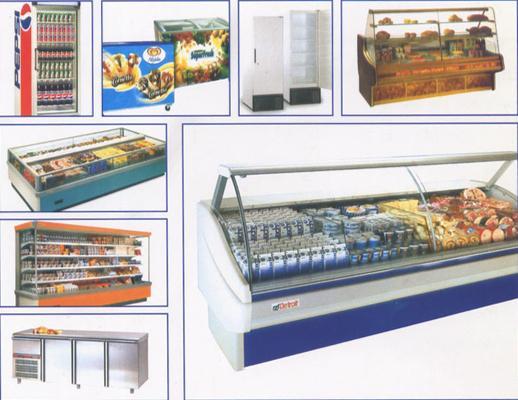 Торговое и холодильное оборудование от завод.вариант-999.рф