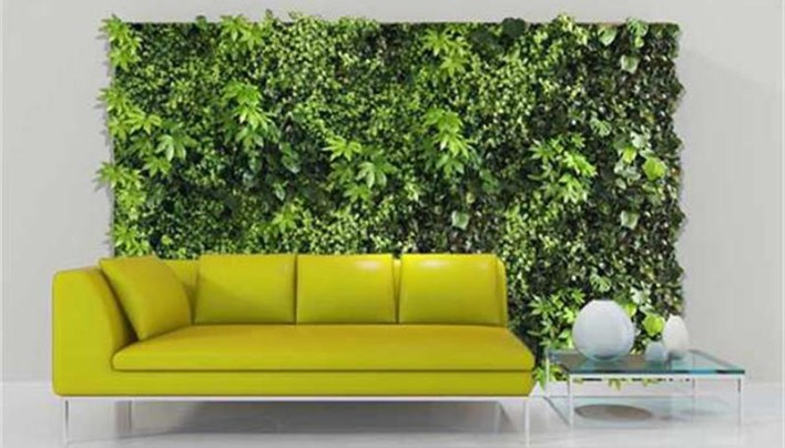 Вертикальное озеленение от flowall.ru
