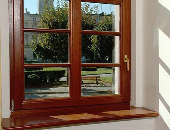 Деревянные окна от okna-maxima.ru