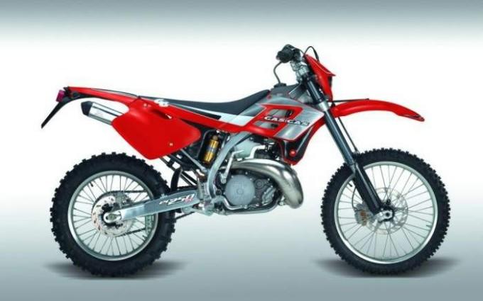 Мотоцикл Fosti FXD