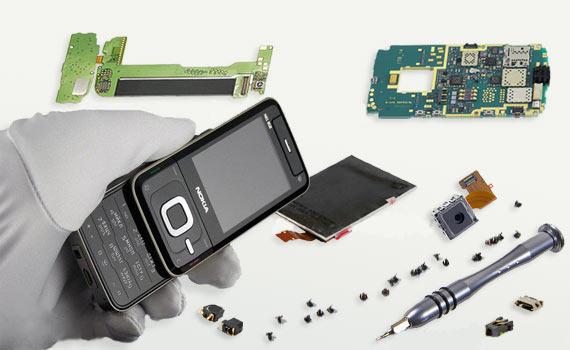 Ремонт мобильной техники от fixserv.ru