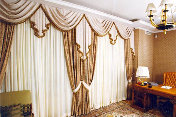 Шторы для дома на ottenki-shtory.ru