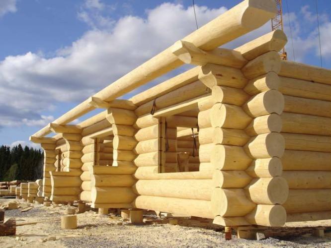 Деревянные дома от domabani-msk.ru