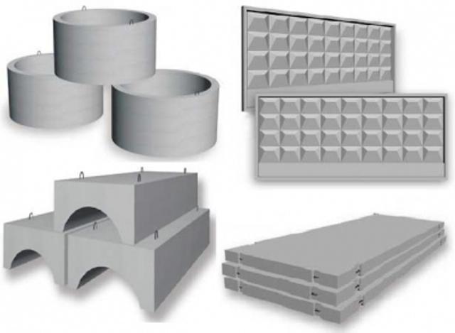 Производство и реализация бетонных изделий от gbi-77.ru