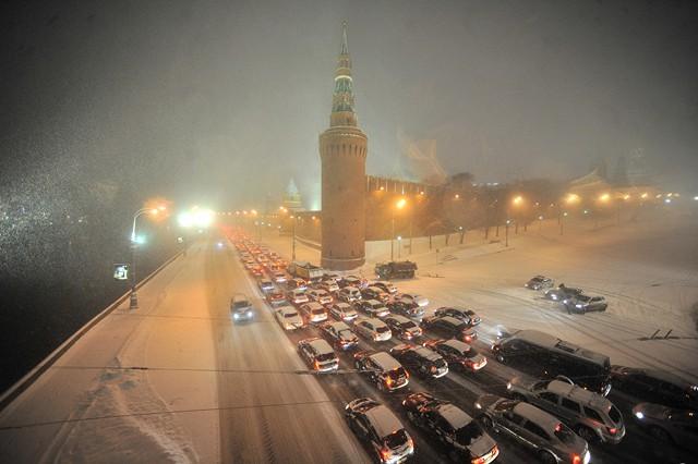 Пробки online на дорогах твоего города от probkiizokna.ru