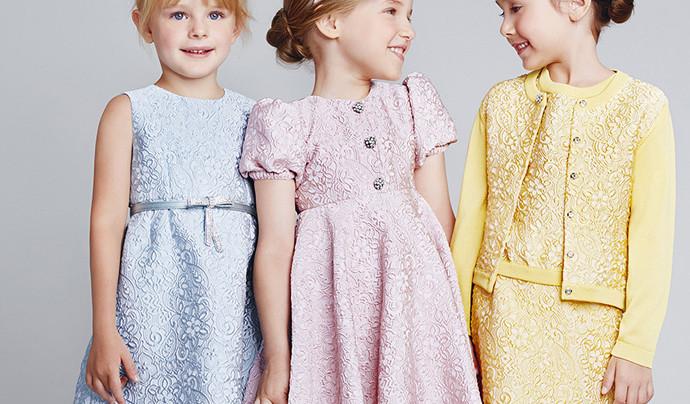 Мода для девочек весна-лето 2015