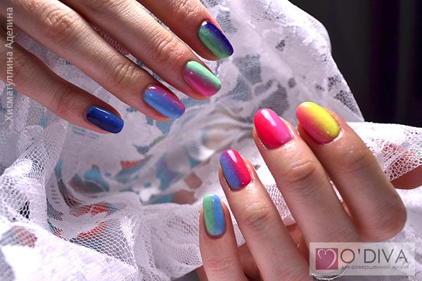 Интернет магазин товаров для ногтевого сервиса odiva.ru
