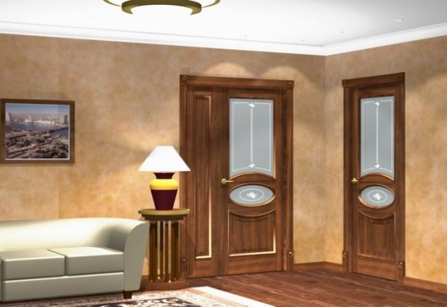 Межкомнатные двери от cezam.su