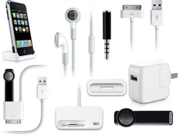 Аксессуары для  iPhone и iPad от city-mobile.ru