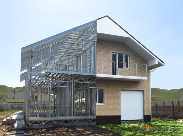 Строительство домов от dsgbuild.ru
