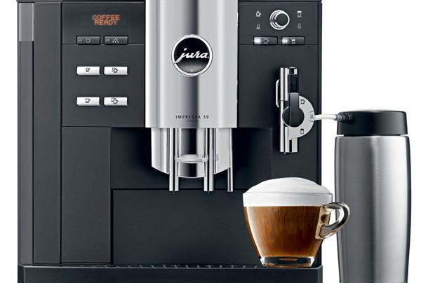 Кофемашина для офиса от aromacoffee.ru